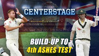 Centerstage: Australia counting on Warner; England on the momentum