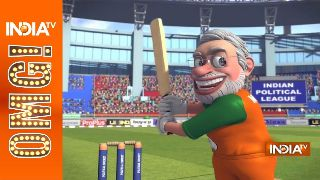 OMG: Team Rahul Gandhi battles it out against Shah, Modi in IPL (Indian Political League)