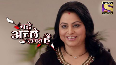 Watch Bade Acche Lagte Hai Serial All Latest Episodes and
