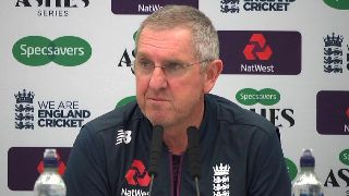 England in a good place going forward - Bayliss