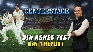 Mitchell Marsh's wicket of Ben Stokes was a key moment - Michael Vaughan