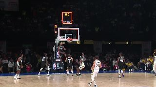 Pacers top plays of the night