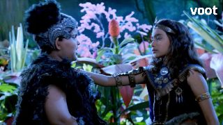 Shani accepts Kakor as his 'Vahan'