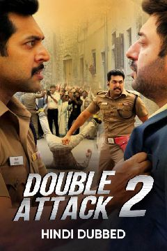 Double Attack 2 (Hindi Dubbed)