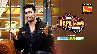 Ep. 116 - Vicky And Bhoot Part 1, The Haunted Ship - The Kapil Sharma Show 2 - 16 February 2020