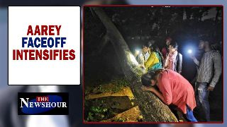Is Aarey faceoff being hijacked by politics? | The Newshour Debate