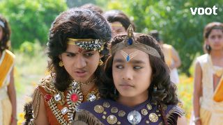 Yama plans his revenge on Shani