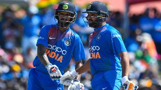 Answered: Should openers Rohit and Dhawan have an aggressive approach?