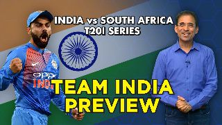 For India the South Africa T20Is is about discovering players in the right roles - Harsha Bhogle
