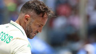 Agarkar: Faf du Plessis cannot be coming in at No. 6