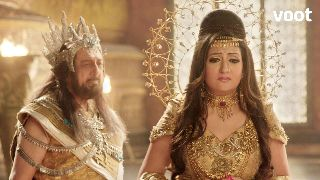 Chhaya reveals the truth before Vishwakarma