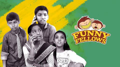 Watch Funny Fellows - Kids Comedy Skits Serial All Latest Episodes