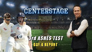Stokes's innings the best I have seen in the history of Test Cricket: Michael Vaughan