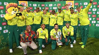 South Africa players will be motivated to perform ahead of IPL auction - Mbangwa