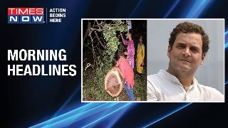 Aarey pawn in political event? , Cong VS Cong: Team Rahul 'Dismantled' | Morning Headlines