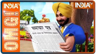 OMG: Sidhu did it over again!