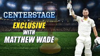 Keen to repay selectors' faith by winning The Ashes - Matthew Wade