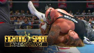 Bullet Club vs Ace to King