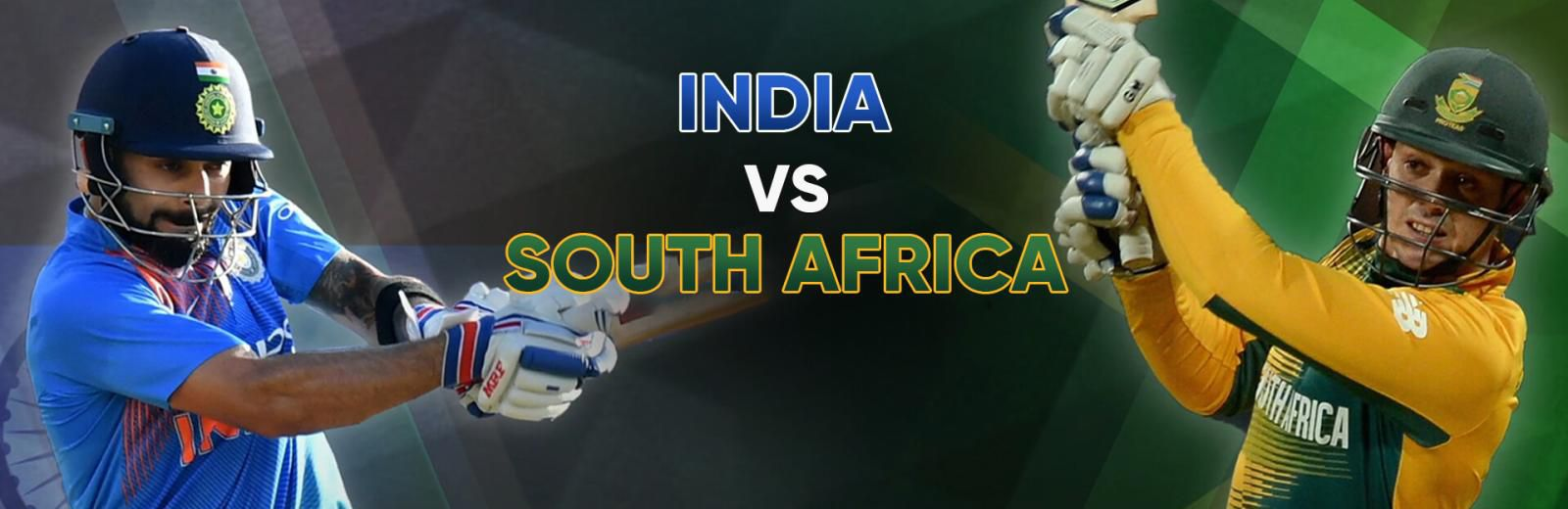 India v South Africa, T20I Series