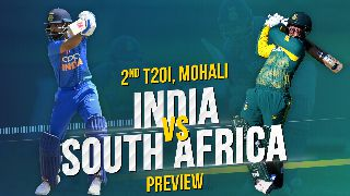 India v South Africa, 2nd T20I: Preview