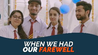 When We Had Our Farewell