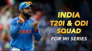 Changes galore for Kohli's India against West Indies