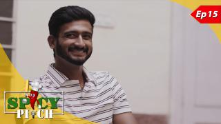 Spicy Pitch Episode 15: Khaleel Ahmed