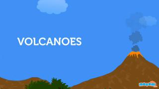 What is a Volcano Facts & Information