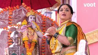 Kumudini Gets to See the Rath Yatra