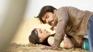 RUDRA SAVES PARVATI FROM GOONS