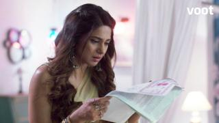 Zoya learns about her divorce