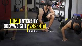 Part 4: Strength & Conditioning Workout