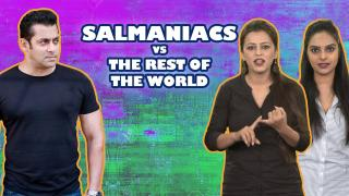 Salmaniacs Vs The Rest Of The World
