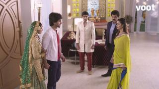 Aditya brings Zoya home