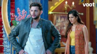 Will Armaan confess the truth?