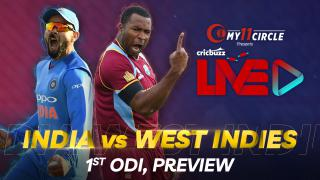 India vs West Indies, 1st ODI, Preview