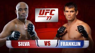 A. Silva vs R. Franklin.