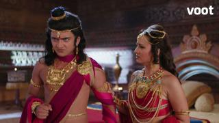 Bindusara is shocked to know about Ashoka