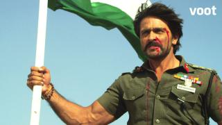 Rudra Reinstates The Honour Of The Indian Flag