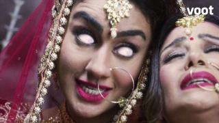 Paridhi's haunted wedding