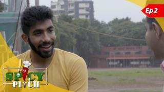 Spicy Pitch Episode 2: Jasprit Bumrah
