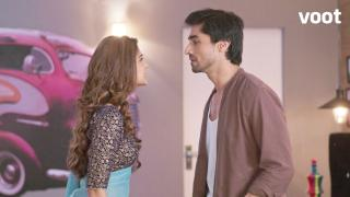 Zoya lashes out at Aditya