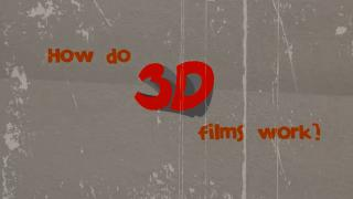 How do 3D Films Work How Stuff Works