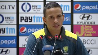 Kohli's wicket was crucial for us: Usman Khawaja
