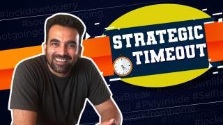 Strategic Timeout: Zaheer Khan revisits another legend's magical spell