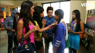 Nandini & Navya get closer