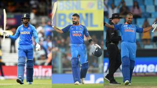 Is Kohli right in Sacrificing his position for Dhawan & Rahul? Cricbuzz