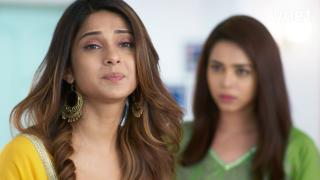 Mahi learns about Zoya's secret plan