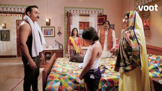 Shamsher: Roop will not attend school!