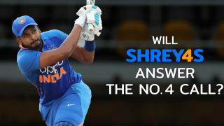 Have India finally found their No.4 in Shreyas Iyer?